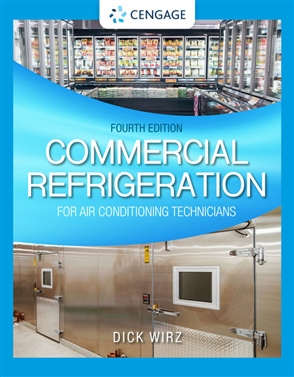 Commercial Refrigeration for Air Conditioning Technicians - 9780357453704