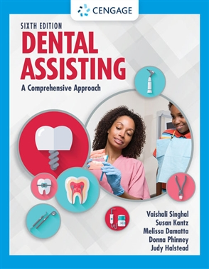 Dental Assisting: A Comprehensive Approach - 9780357456521