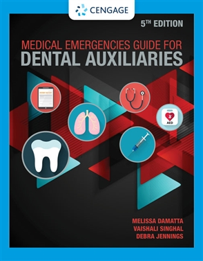 Medical Emergencies Guide for Dental Auxiliaries - 9780357456927