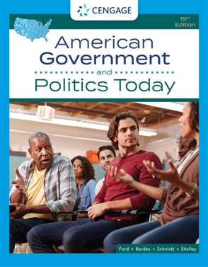 American Government and Politics Today - 9780357458891