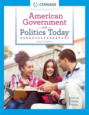 American Government and Politics Today, Brief - 9780357459065
