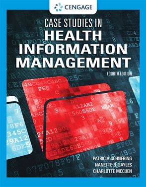 Case Studies in Health Information Management - 9780357506196