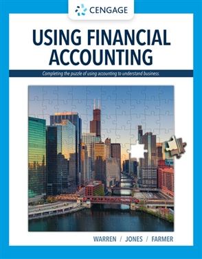 Using Financial Accounting - 9780357507858