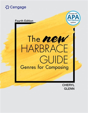 The New Harbrace Guide: Genres for Composing - 9780357509074