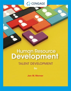 Human Resource Development: Talent Development - 9780357512524