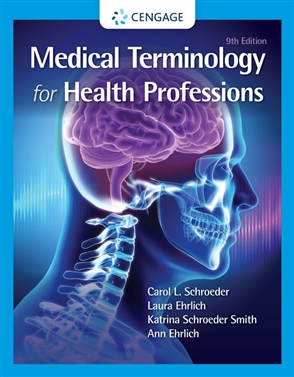 Medical Terminology for Health Professions, Spiral bound Version - 9780357513699
