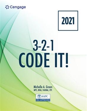 3-2-1 Code It! 2021 - 9780357516010