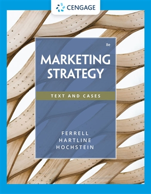 Marketing Strategy - 9780357516300