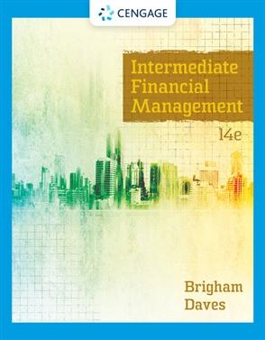 Intermediate Financial Management - 9780357516669