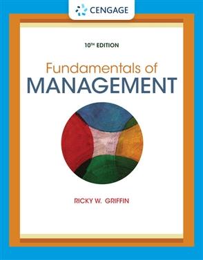 Fundamentals of Management - 9780357517345