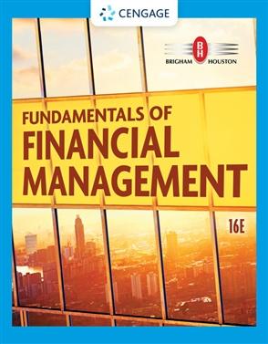 Fundamentals of Financial Management - 9780357517574