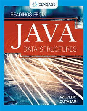 Readings from Java Data Structures - 9780357636510