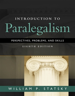 Introduction to Paralegalism: Perspectives, Problems and Skills - 9780357670668