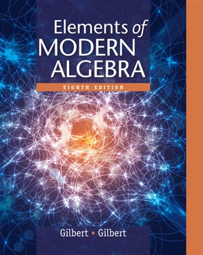 Elements of Modern Algebra - 9780357671139