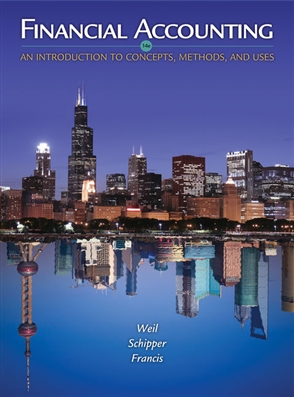 Financial Accounting: An Introduction to Concepts, Methods and Uses - 9780357671177