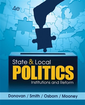 State and Local Politics: Institutions and Reform - 9780357671191