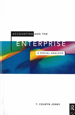 Accounting and the Enterprise - 9780415072083
