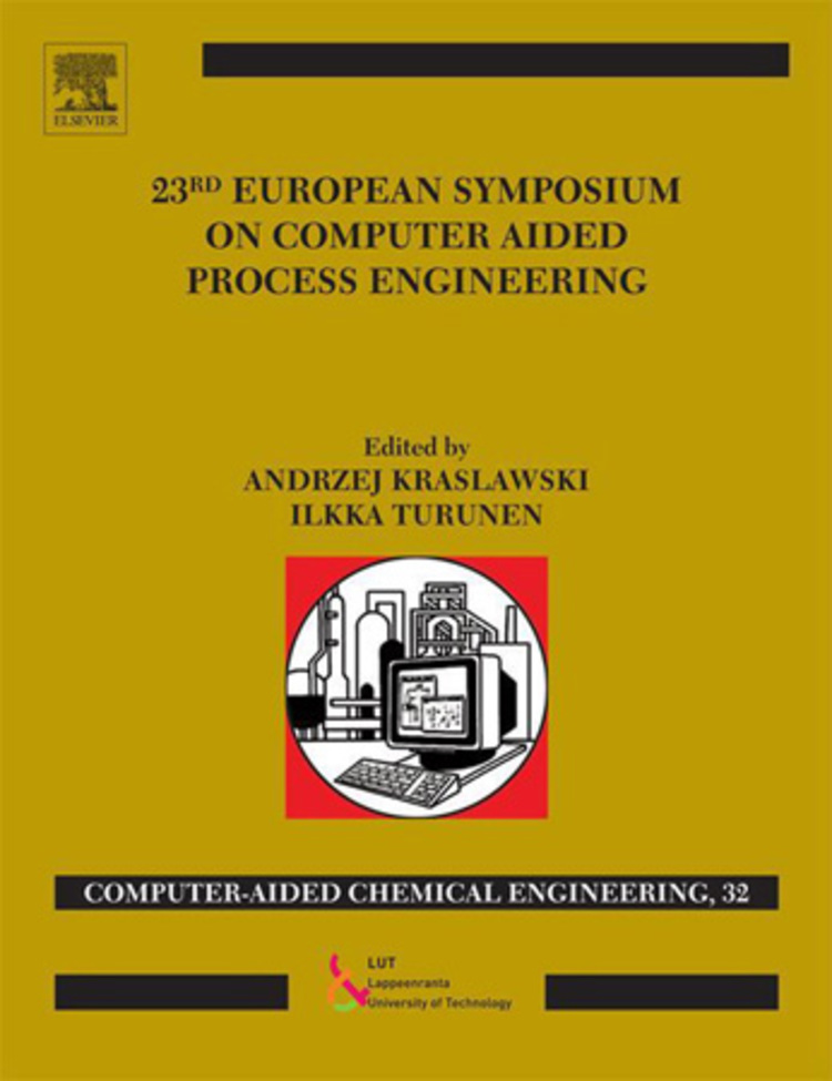 23rd European Symposium on Computer Aided Process Engineering - 9780444632418