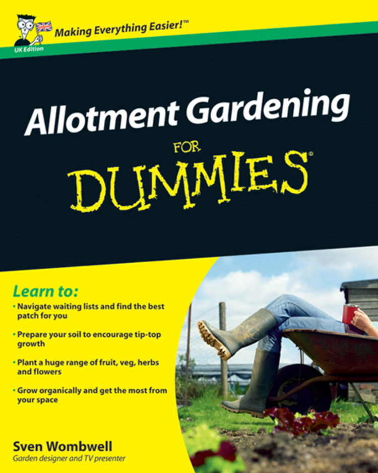 Allotment Gardening For Dummies - 9780470664483