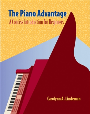 Cengage Advantage Books: The Piano Advantage: Concise Introduction for Beginners - 9780495001263