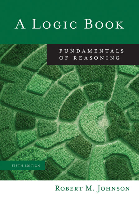 A Logic Book: Fundamentals of Reasoning - 9780495006725