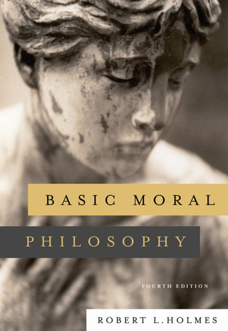 Basic Moral Philosophy - 9780495007975