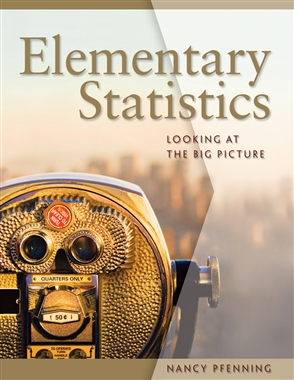 Elementary Statistics: Looking at the Big Picture - 9780495016526