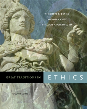 Great Traditions in Ethics - 9780495094982