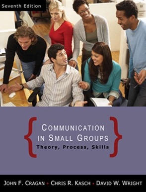 Communication in Small Groups: Theory, Process, and Skills - 9780495095965