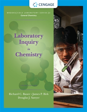 Laboratory Inquiry in Chemistry - 9780495113454