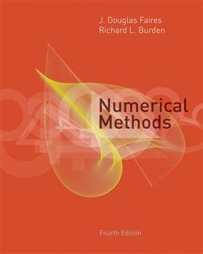 Numerical Methods, 4th - 9780495114765