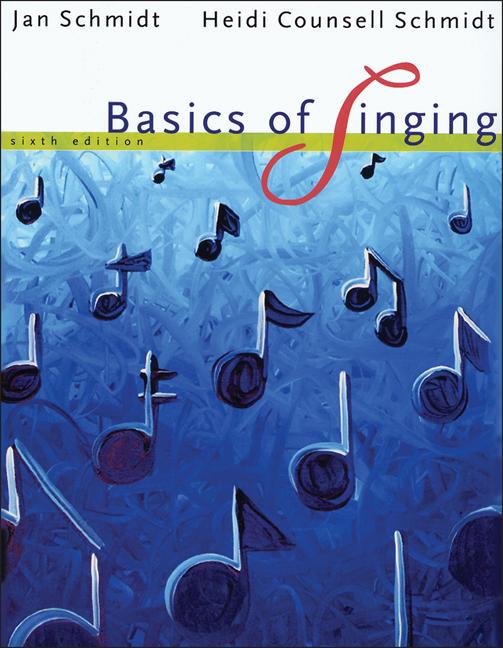 Basics of Singing - 9780495115311