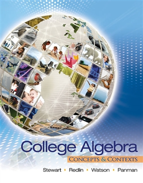College Algebra: Concepts and Contexts - 9780495387893