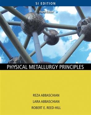 Physical Metallurgy Principles - SI Version - 9780495438519