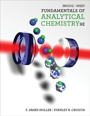 Fundamentals of Analytical Chemistry - 9780495558286