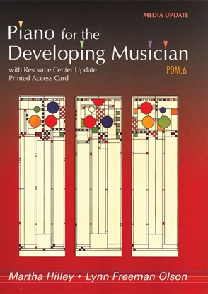 Piano for the Developing Musician, Media Update - 9780495572183