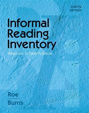 Informal Reading Inventory: Preprimer to Twelfth Grade - 9780495808947