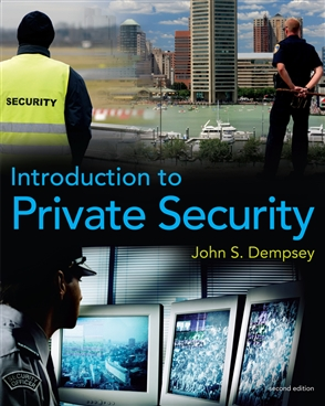 Introduction to Private Security - 9780495809852