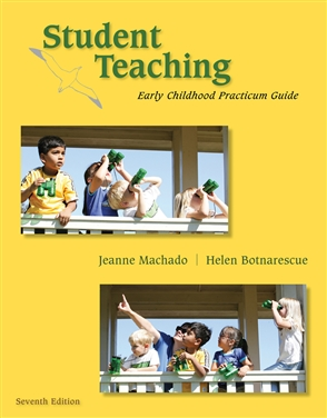 Student Teaching: Early Childhood Practicum Guide - 9780495813224