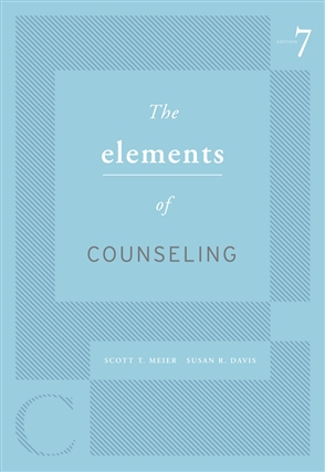 The Elements of Counseling - 9780495813330