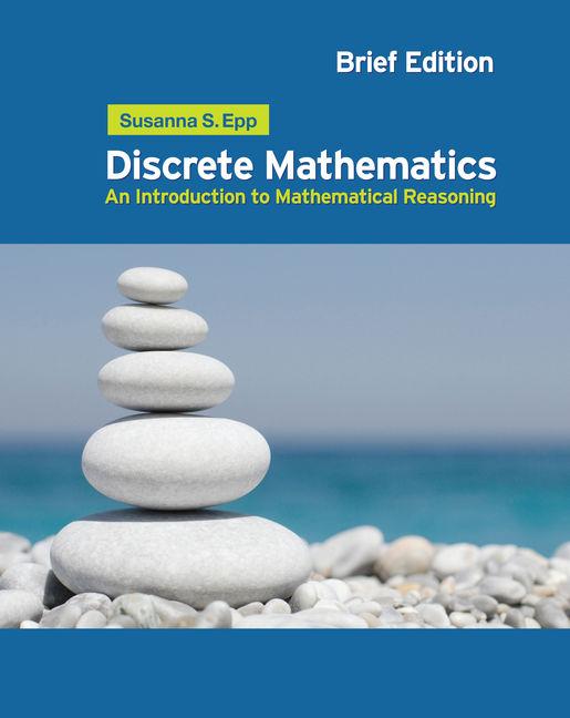 Discrete Mathematics: Introduction to Mathematical Reasoning - 9780495826170