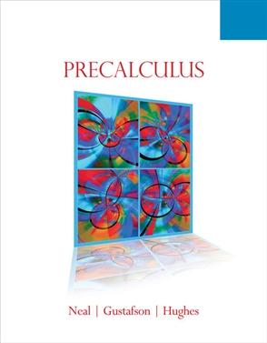 Precalculus - 9780495826620