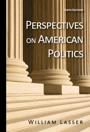 Perspectives on American Politics - 9780495899471