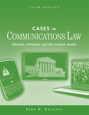 Cases in Communications Law - 9780495902973