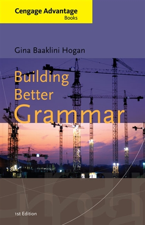 Building Better Grammar - 9780495905141