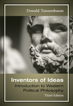 Inventors of Ideas: Introduction to Western Political Philosophy - 9780495908241