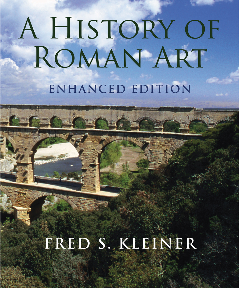 A History of Roman Art, Enhanced Edition - 9780495909873
