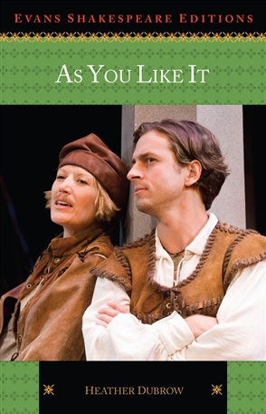 As You Like It: Evans Shakespeare Editions - 9780495911173