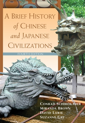 A Brief History of Chinese and Japanese Civilizations - 9780495913221
