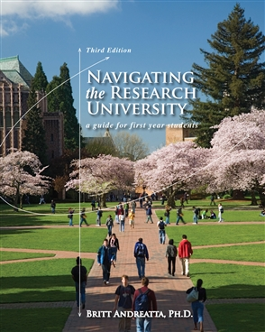 Navigating the Research University: A Guide for First-Year Students - 9780495913788